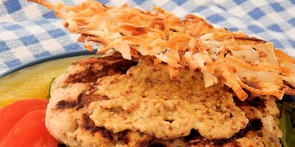 easy gluten free turkey burgers recipe