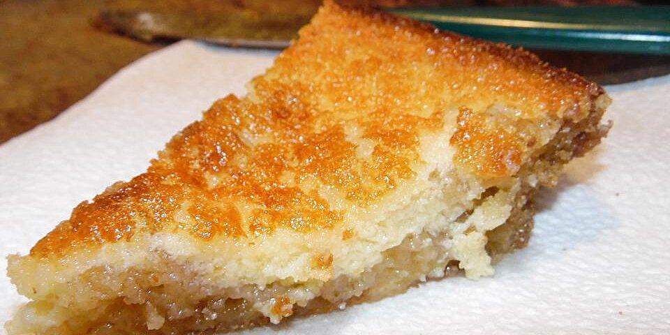 buttermilk pie ii recipe