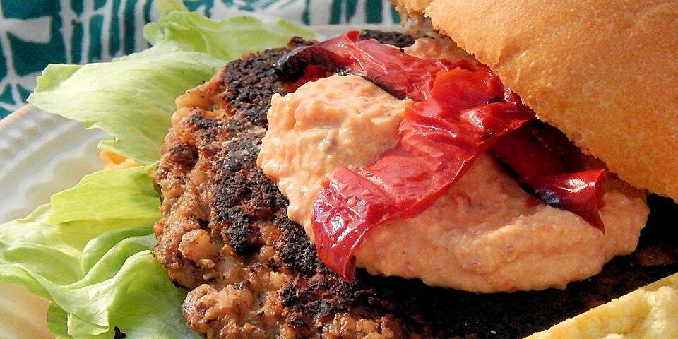 tofu walnut burgers with irish stout recipe