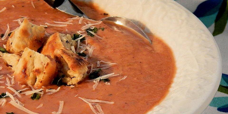 tuscan tomato artichoke soup recipe