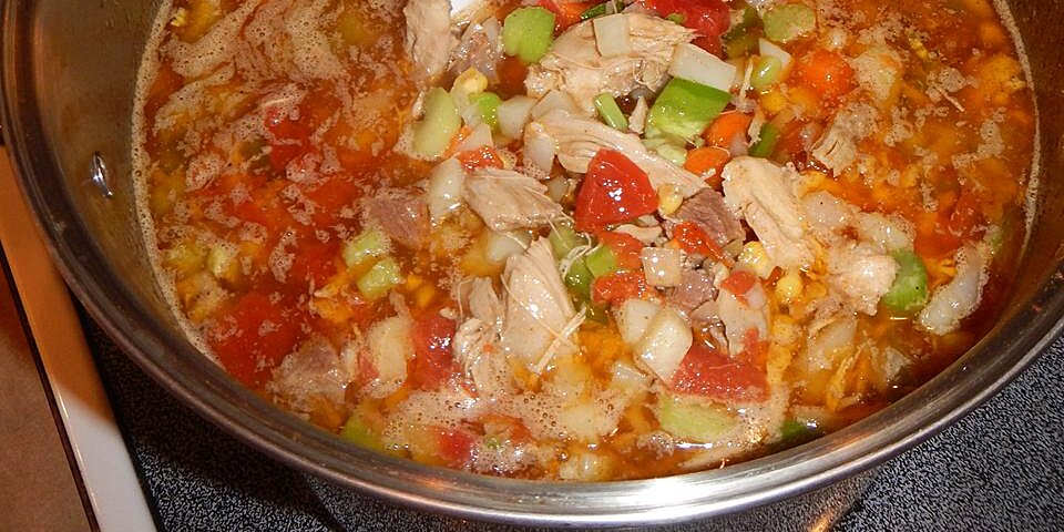 traditional kentucky burgoo recipe