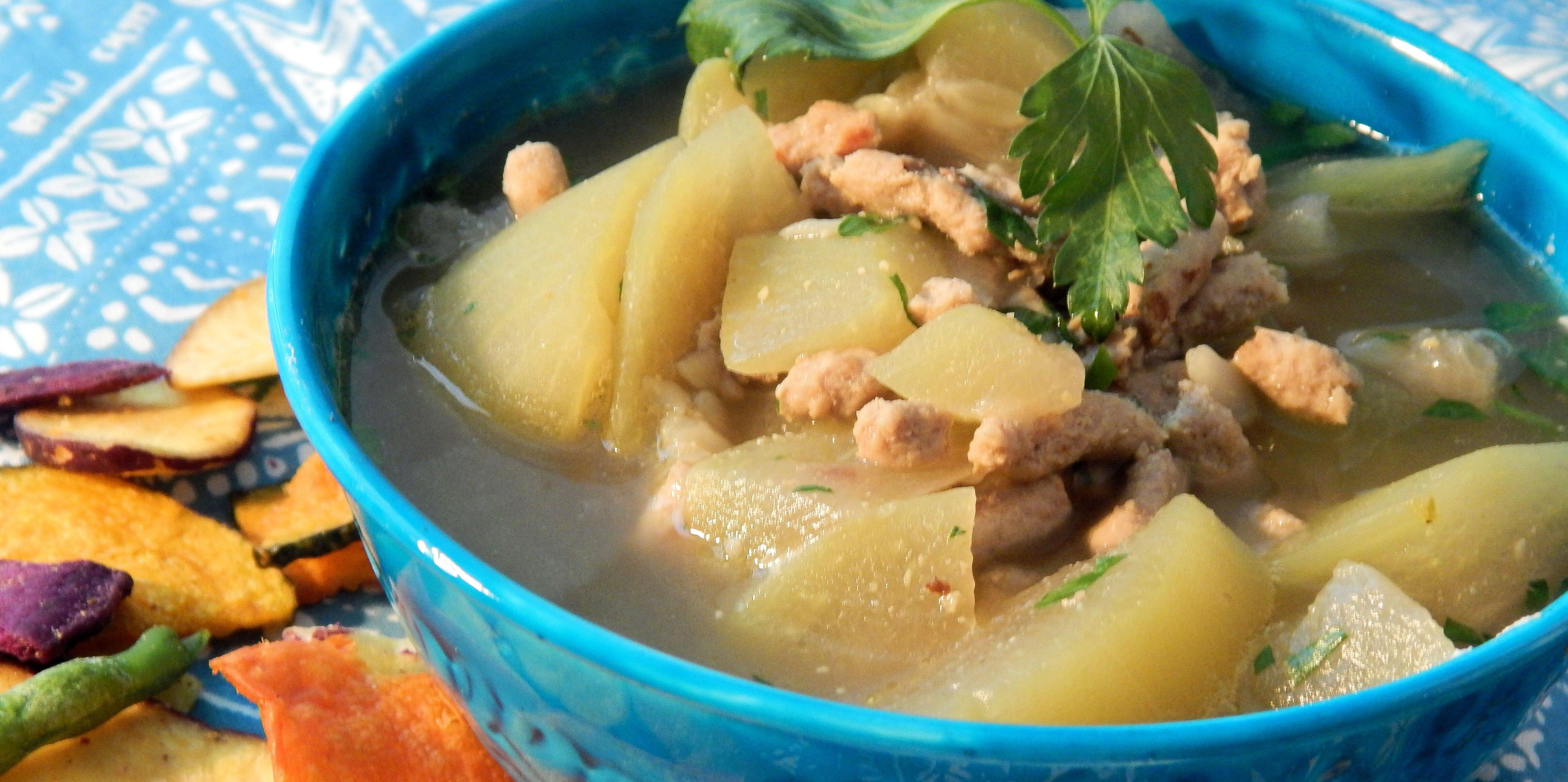 opo squash wonder soup recipe