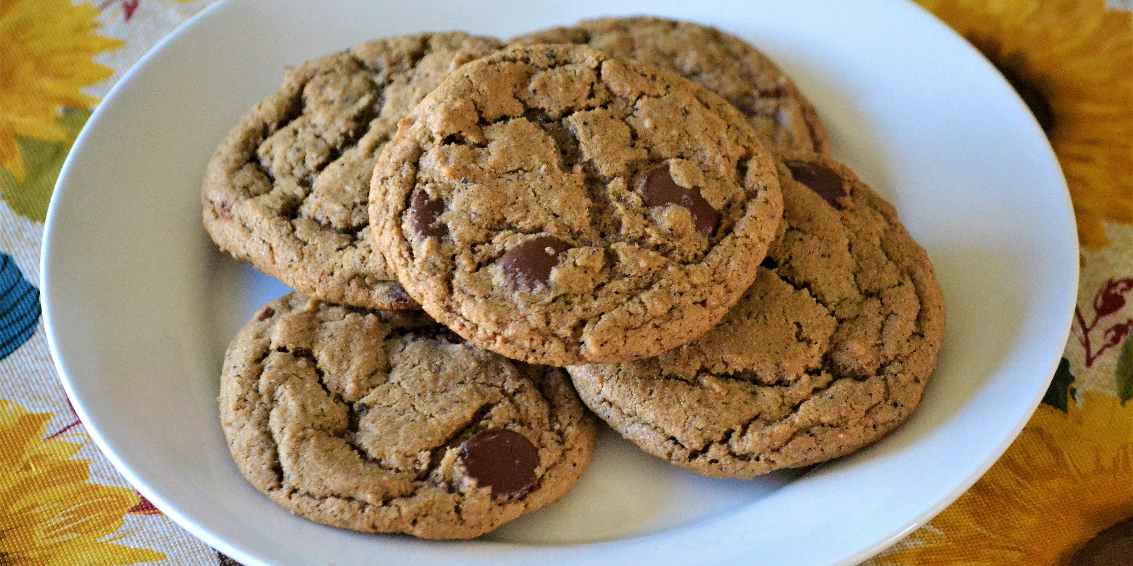 cardamom and espresso chocolate chip cookies recipe