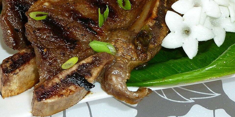 kalbi korean bbq short ribs recipe