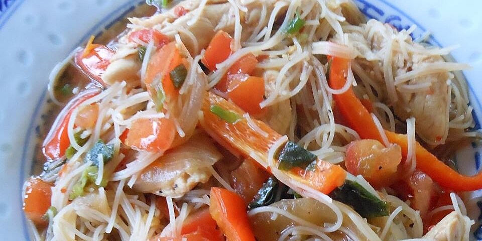 pad kee mow drunkards noodles recipe