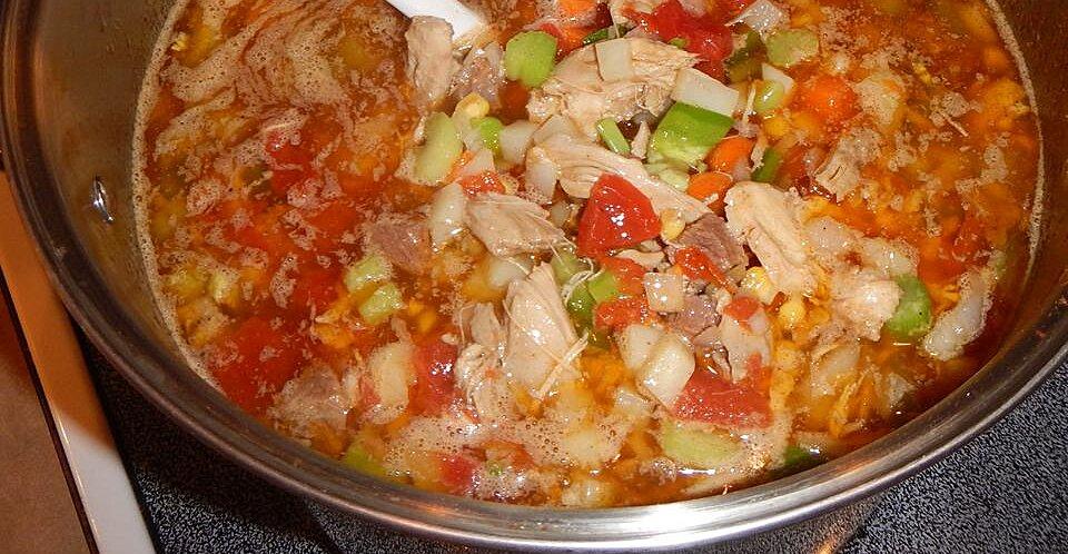 Traditional Kentucky Burgoo Recipe Allrecipes Com Allrecipes
