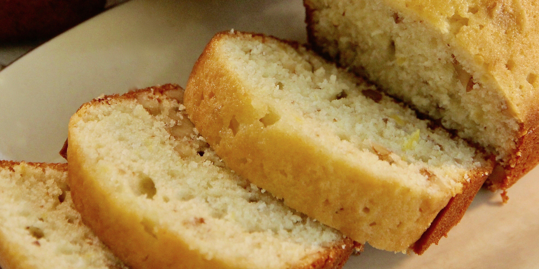 yummy lemon bread recipe