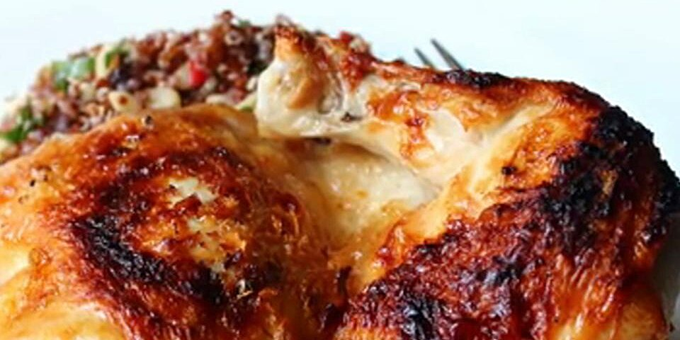 chef johns broiled chicken recipe
