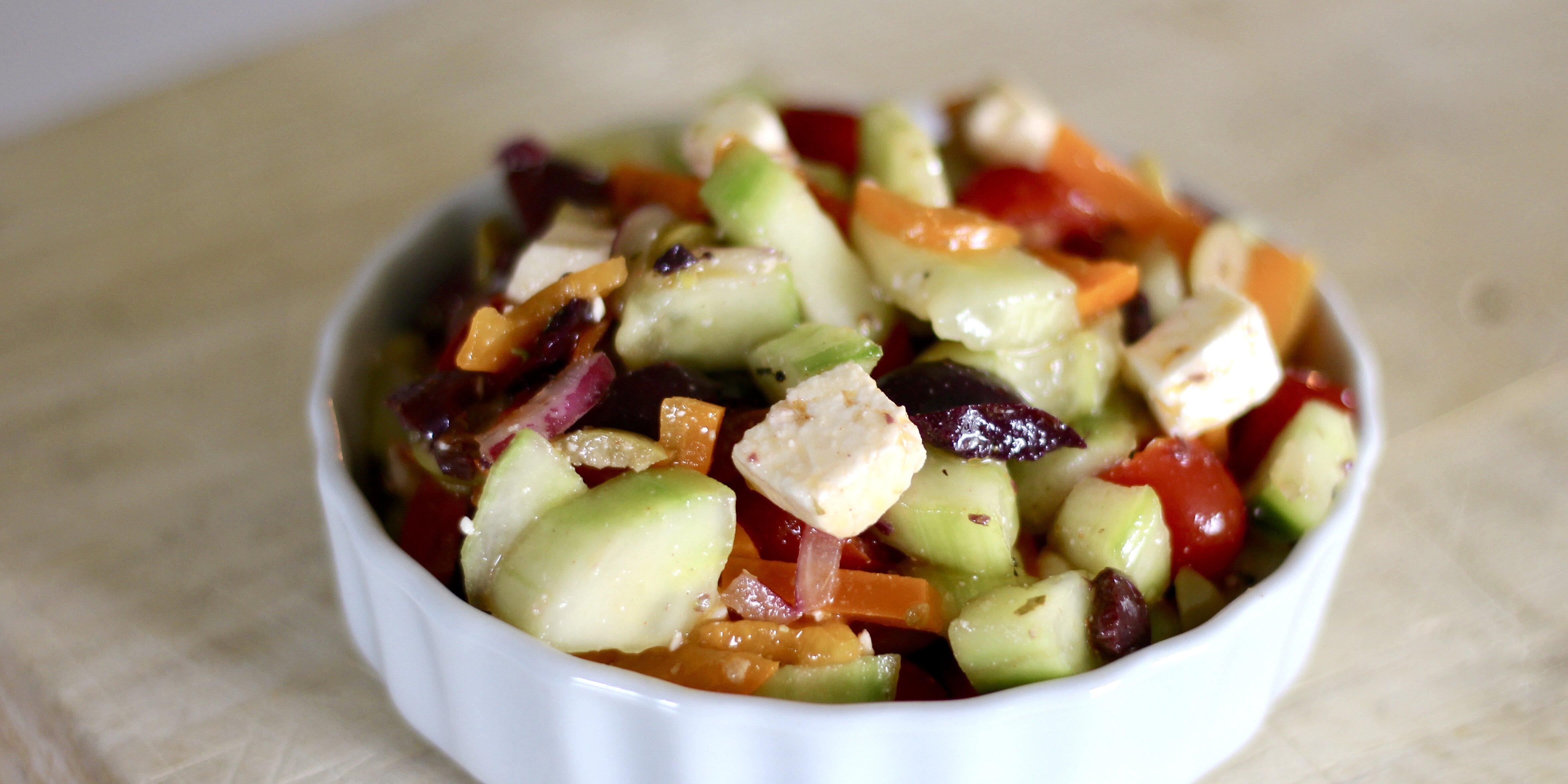 Rachael Ray Greek Salad Recipe