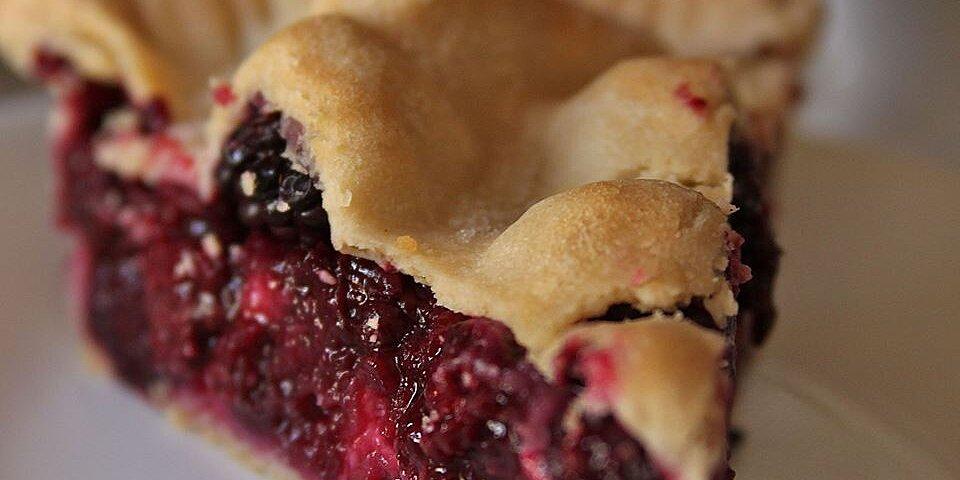 blackberry pie i recipe