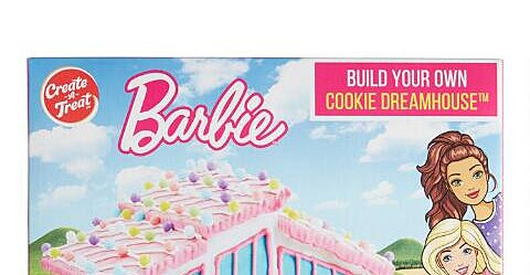 This Holiday Season Make Your Own Barbie Cookie DreamHouse