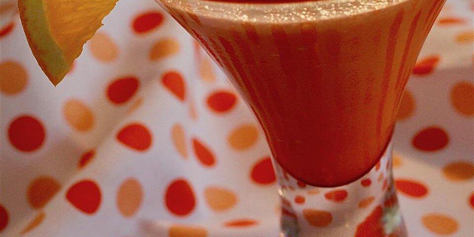 bills easy 2 ingredient orange julius recipe