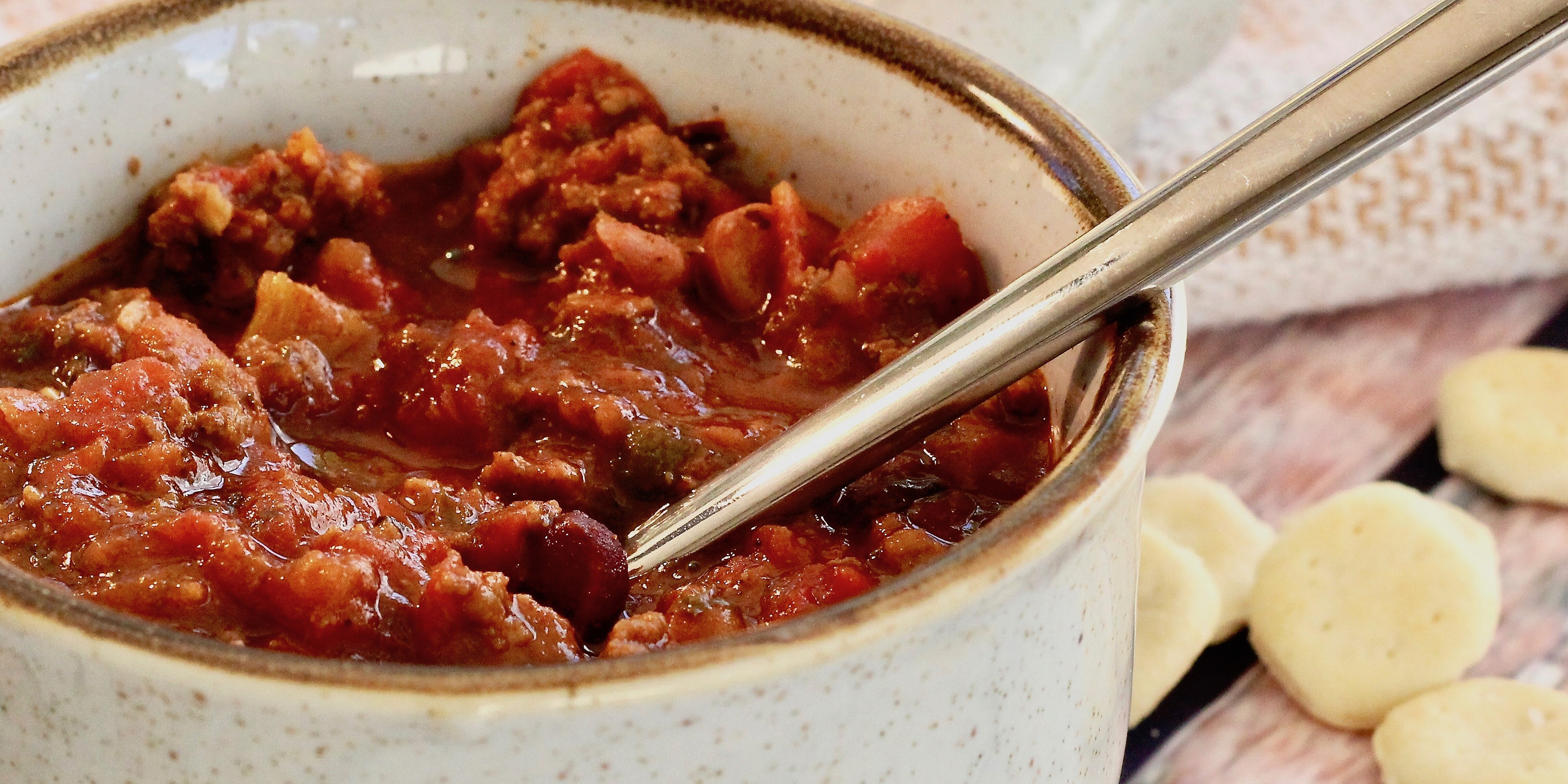 its chili by george