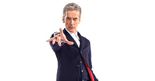'Doctor Who' new costume revealed