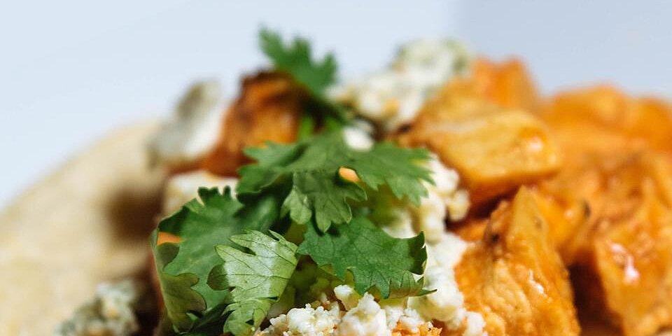 buffalo chicken tacos recipe