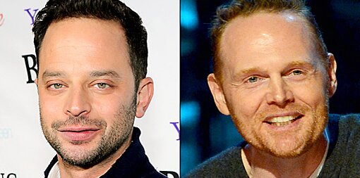 New Girl Nick Kroll And Bill Burr To Guest Ew Com