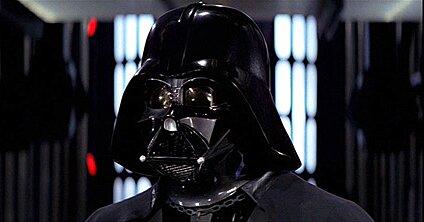 Star Wars Darth Vader Now Screams Noooo On Return Of The Jedi Blu Ray Ew Com