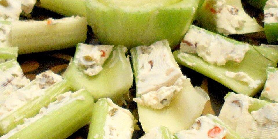stuffed celery recipe
