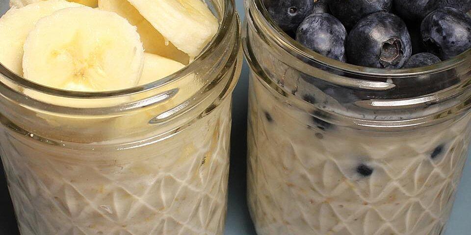 overnight refrigerator oatmeal recipe