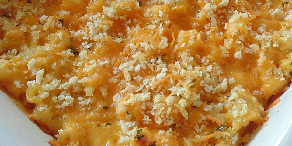 grandmothers macaroni and cheese recipe