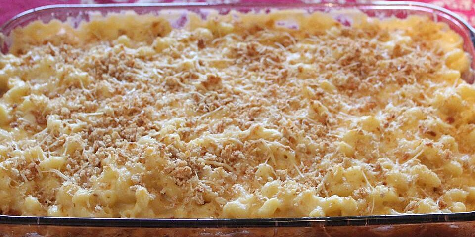 four cheese truffled macaroni and cheese recipe