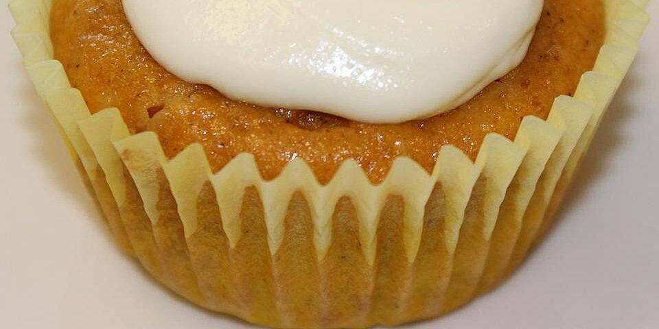 white chocolate chip pumpkin cupcakes recipe