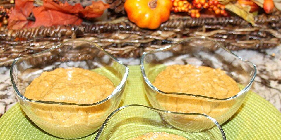 spiced pumpkin oats recipe