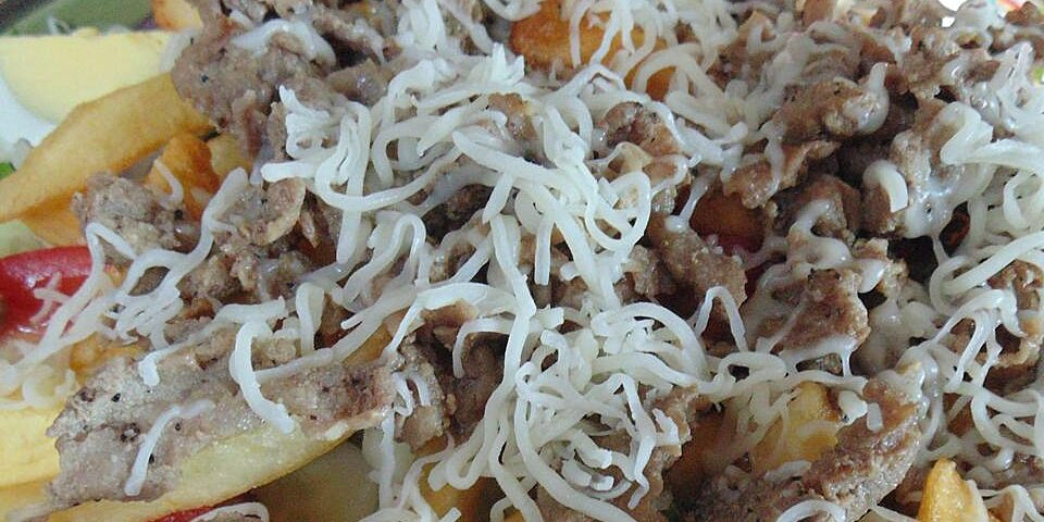 steak n fries salad recipe