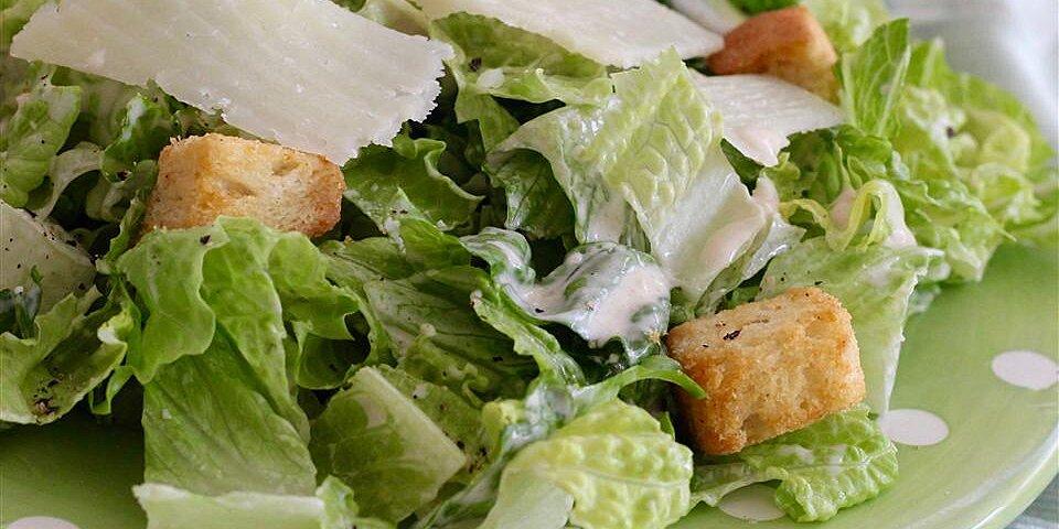 The Last Caesar Salad Recipe You'll Ever Need