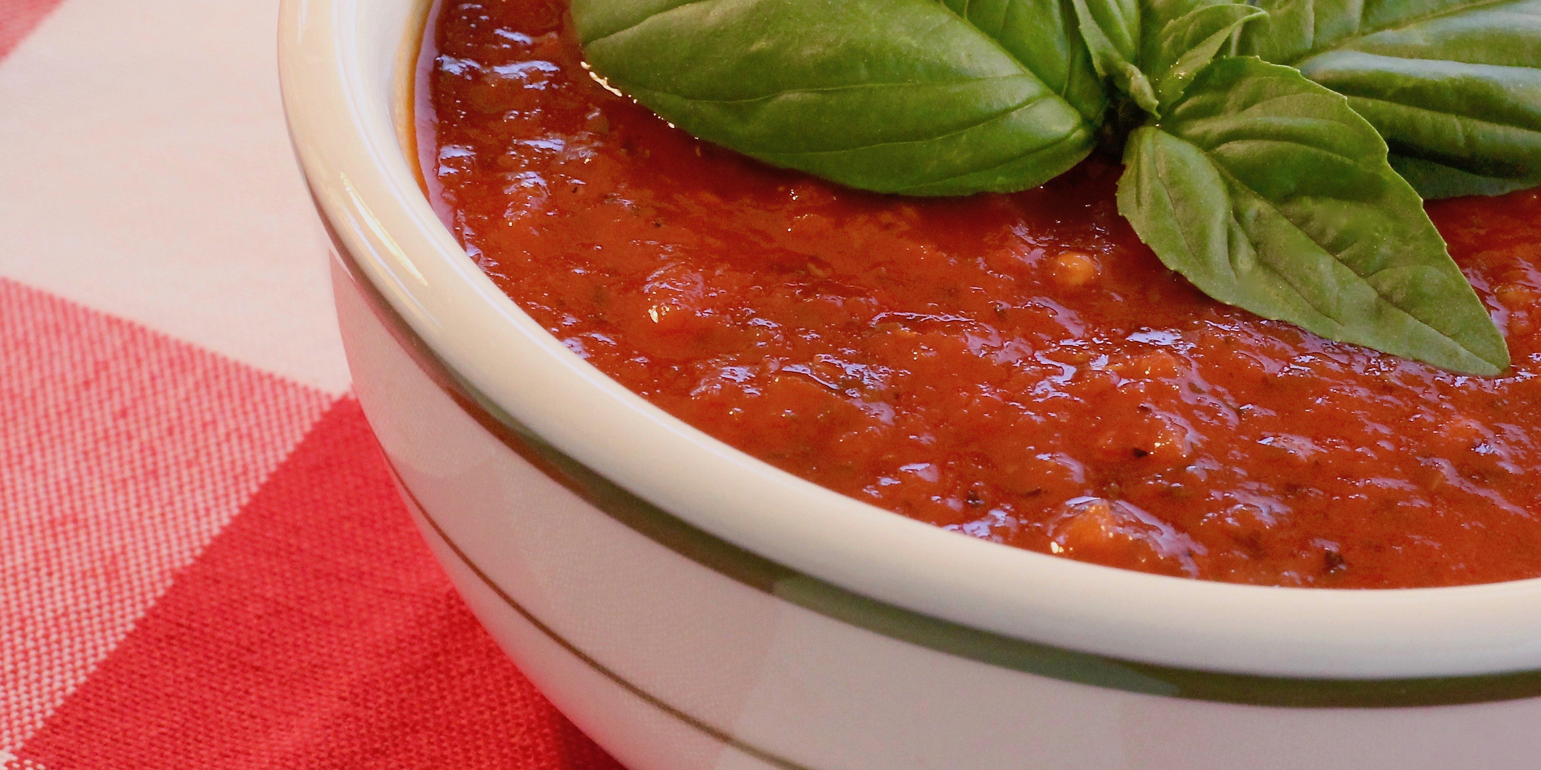 basic marinara for the instant pot recipe