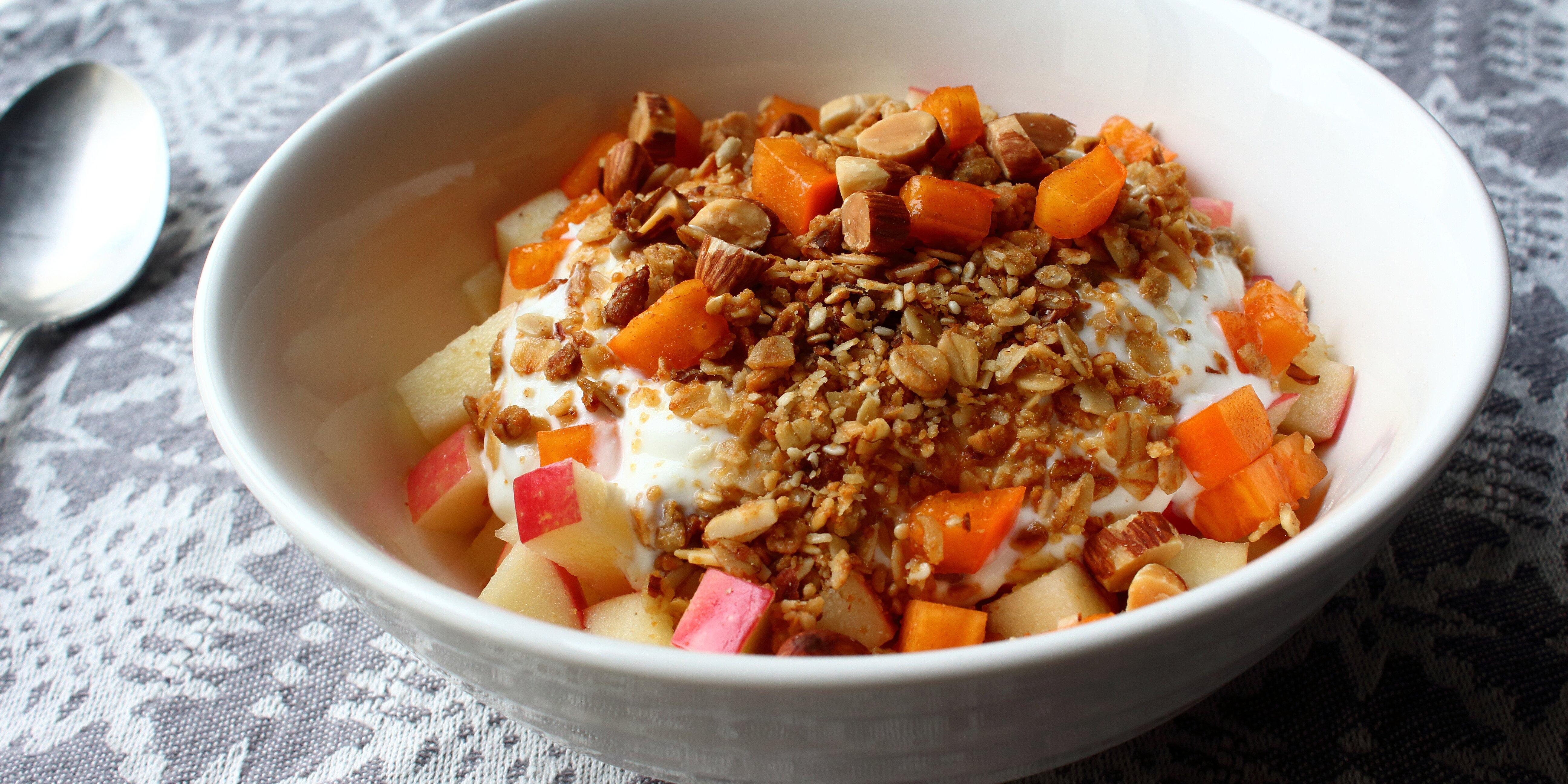 the ben franklin breakfast bowl recipe