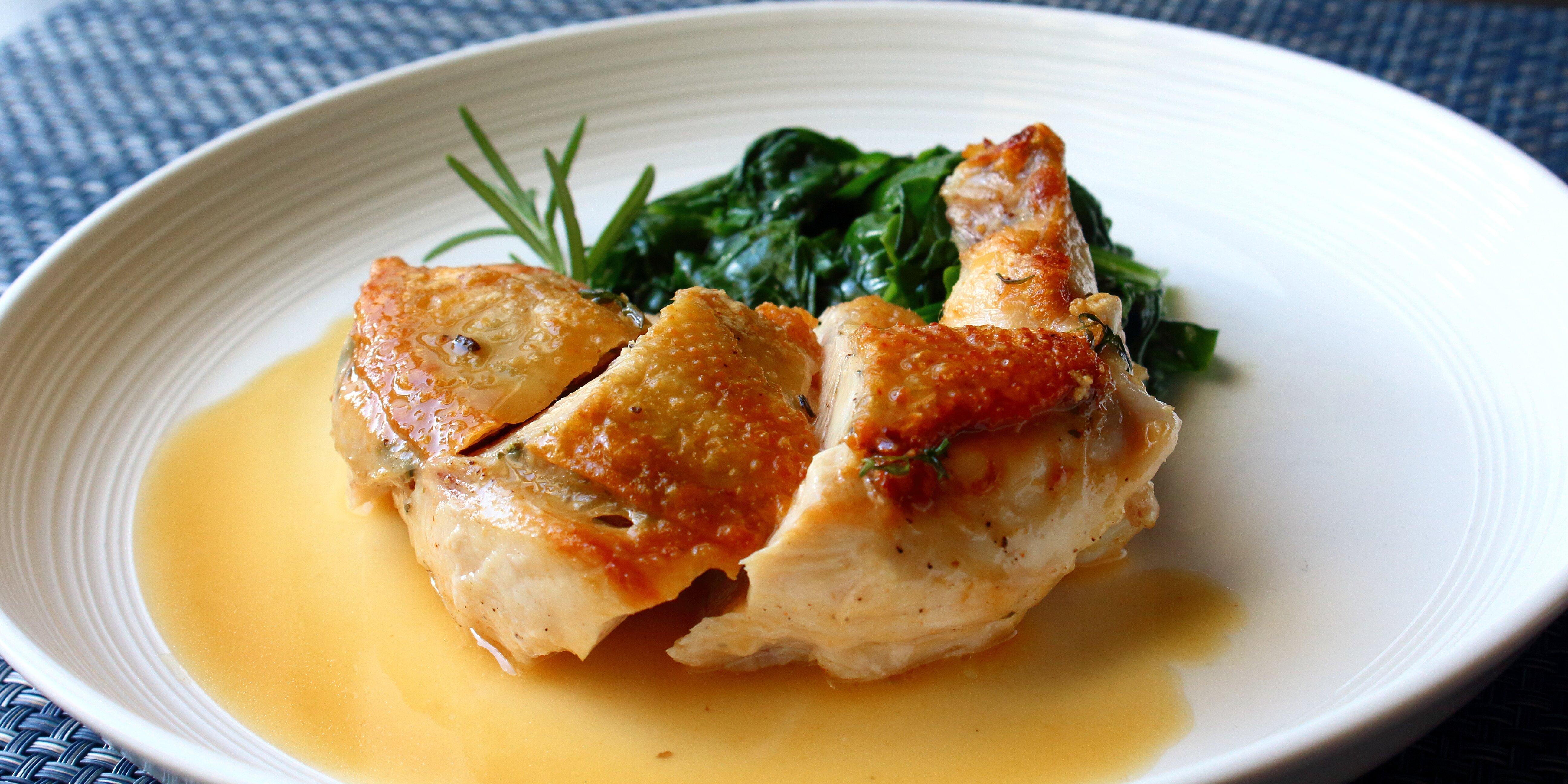 airline chicken breast recipe