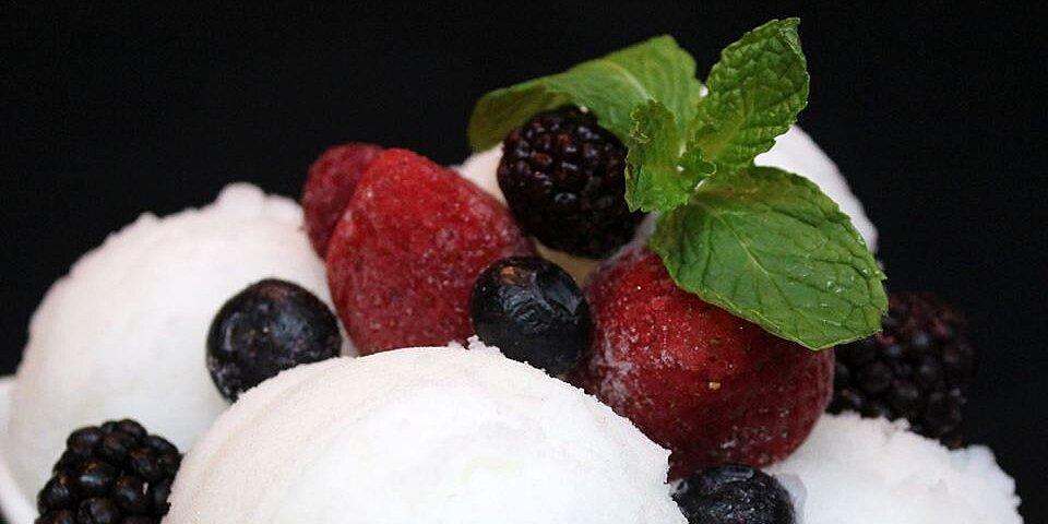 snow ice cream ii recipe
