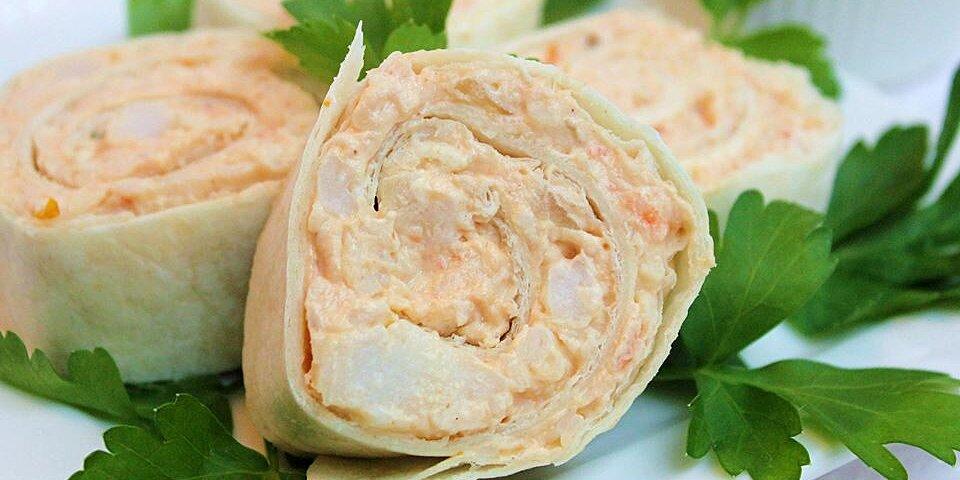 crabmeat roll ups recipe