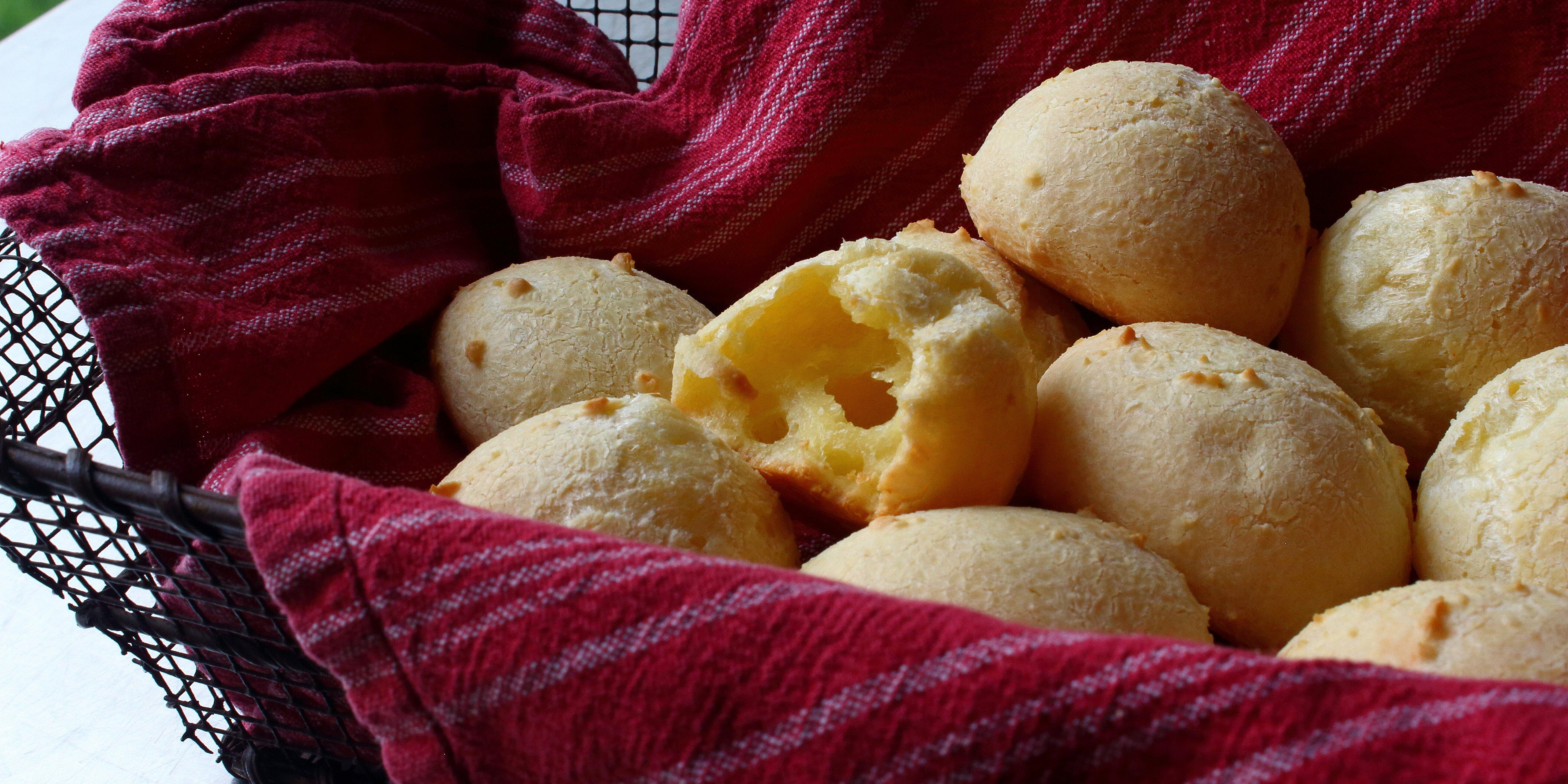 chef johns brazilian cheese bread pao de queijo