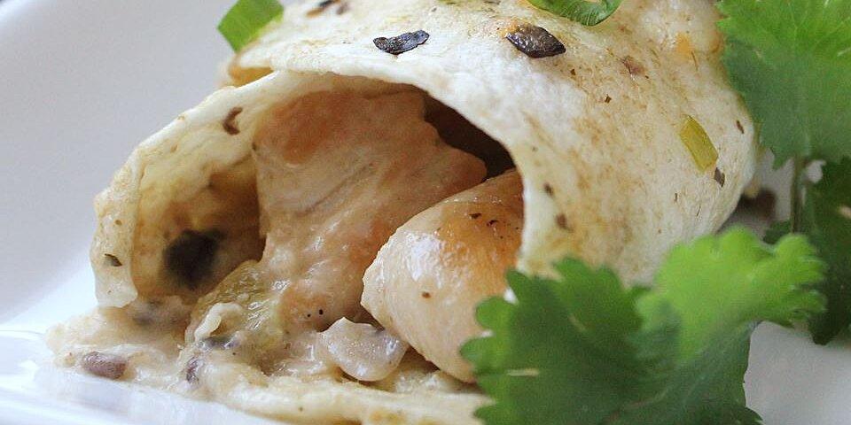 chicken enchiladas ii recipe