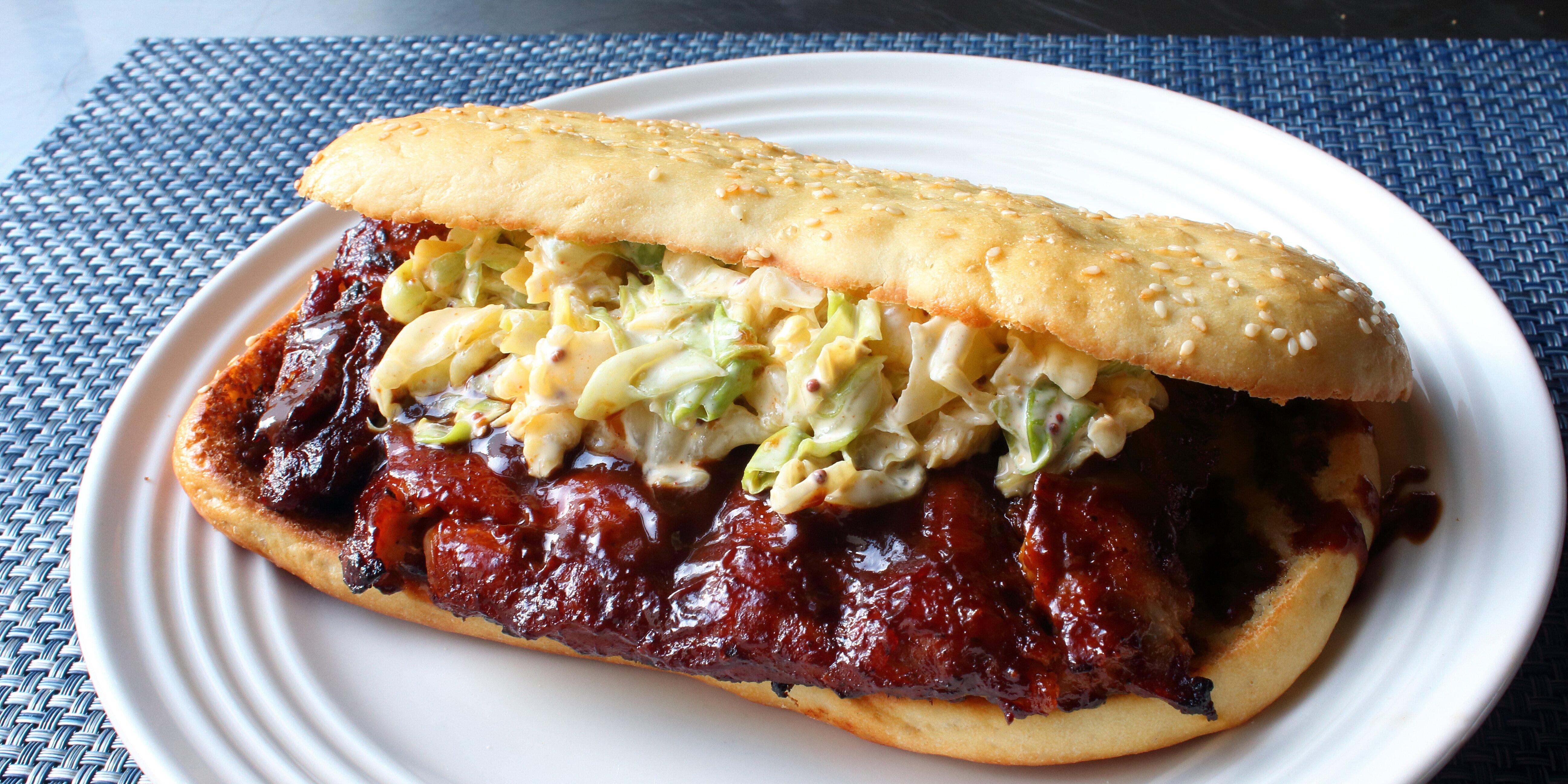 chef johns copycat mcrib sandwich recipe