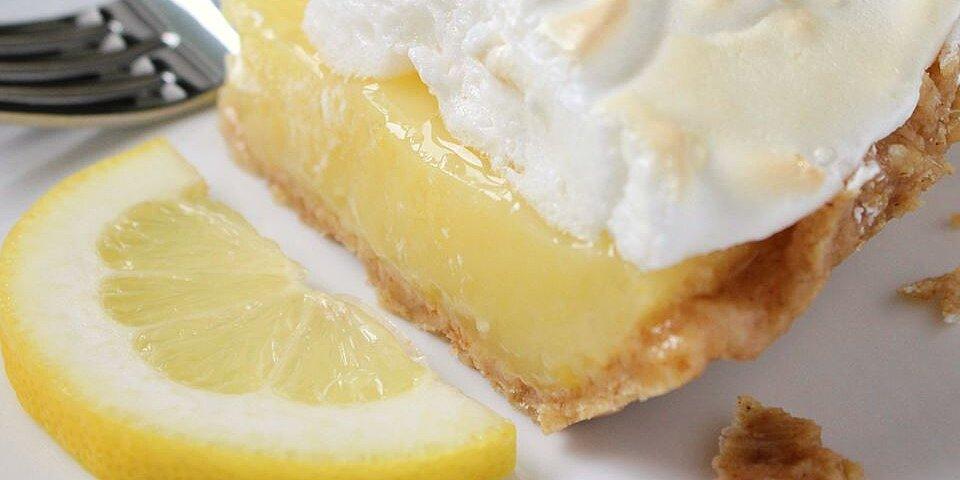 grandmas lemon meringue pie recipe