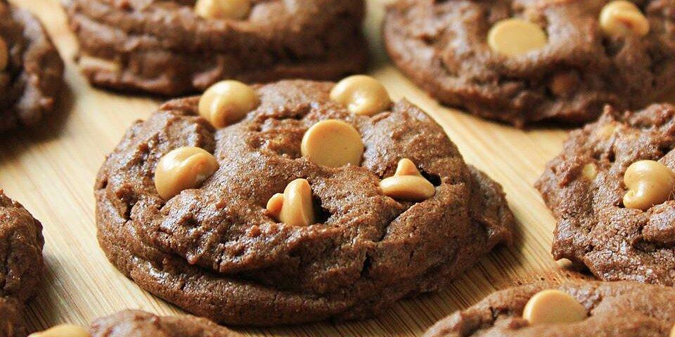 peanut butter chip chocolate cookies recipe