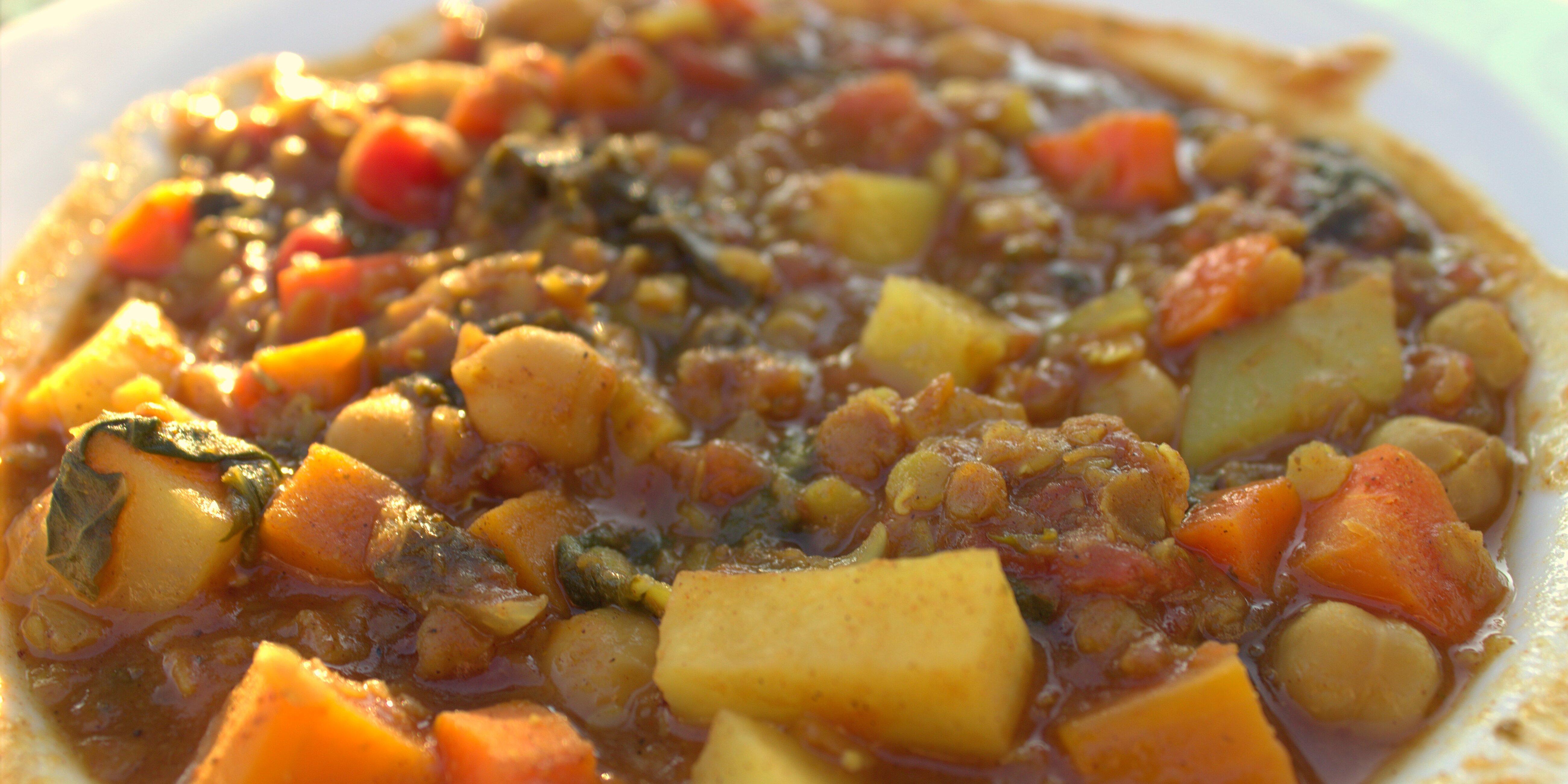 make ahead vegetarian moroccan stew recipe