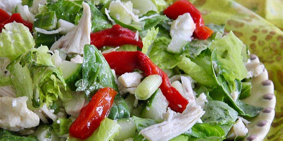 refreshing mint and tuna salad recipe