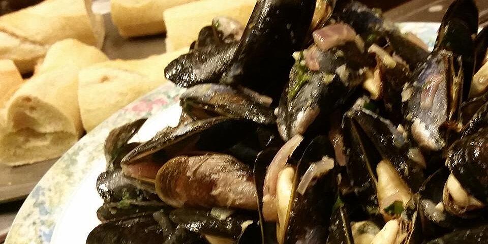 curried mussels recipe