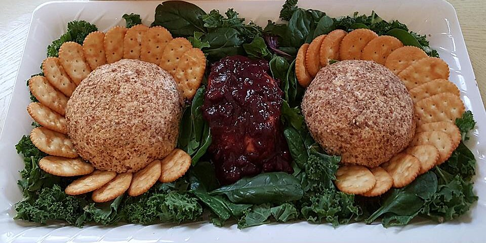 classic party cheese ball recipe