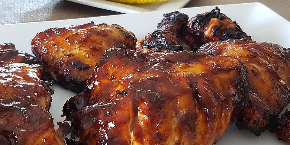 chef johns barbecue chicken recipe