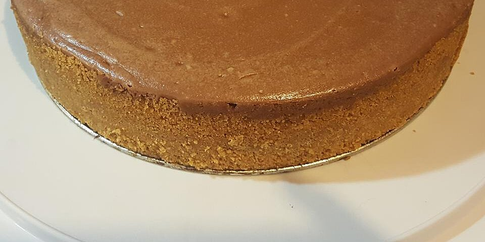 chocolate cheesecake i recipe