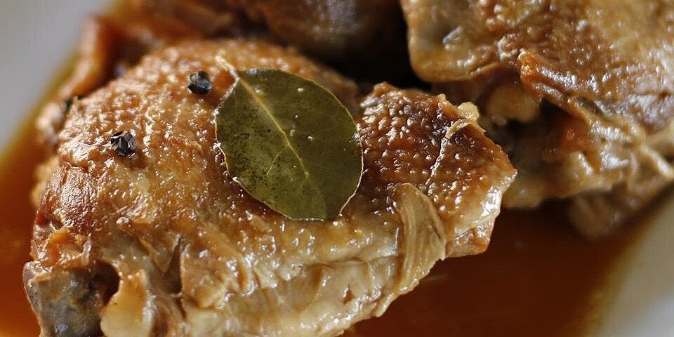 lolahs chicken adobo recipe
