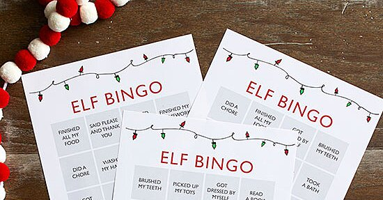5 Fun and Free Printable Christmas Games the Whole Family Will Love