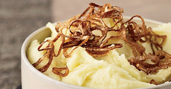 Holiday Mashed Potato Recipes
