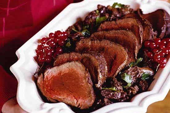 27 Festive Christmas Roasts Food Wine