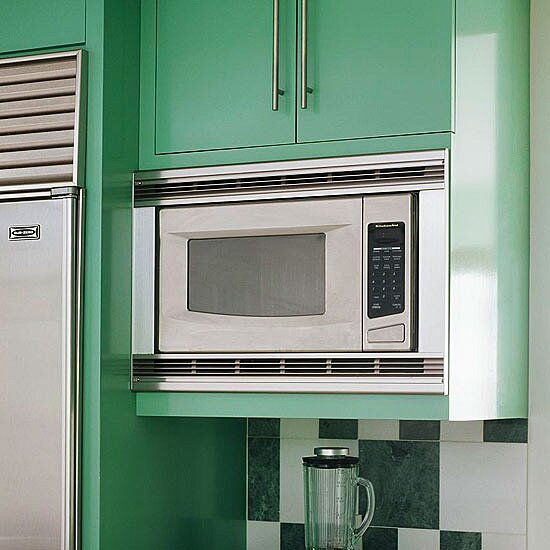 How To Integrate A Microwave Better